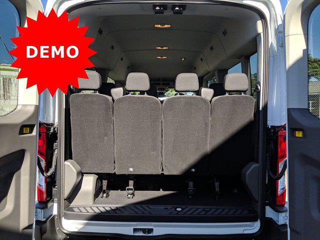 2020 Ford Transit 350 Med Roof 4x2, Passenger Wagon #LKB23798 - photo 16