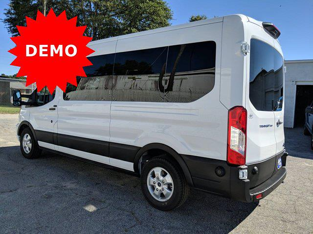 2020 Ford Transit 350 Med Roof 4x2, Passenger Wagon #LKB23798 - photo 9