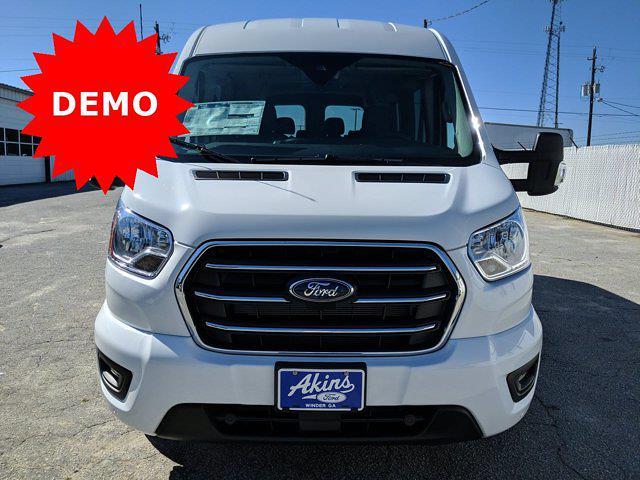 2020 Ford Transit 350 Med Roof 4x2, Passenger Wagon #LKB23798 - photo 12