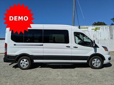 2020 Ford Transit 350 Med Roof 4x2, Passenger Wagon #LKB23798 - photo 4
