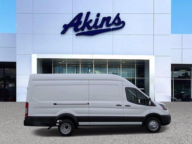 2020 Ford Transit 350 HD High Roof DRW 4x2, Adrian Steel Upfitted Cargo Van #LKB50526 - photo 1