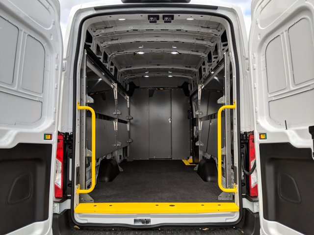 2020 Ford Transit 250 High Roof 4x2, Adrian Steel Upfitted Cargo Van #LKB50528 - photo 2