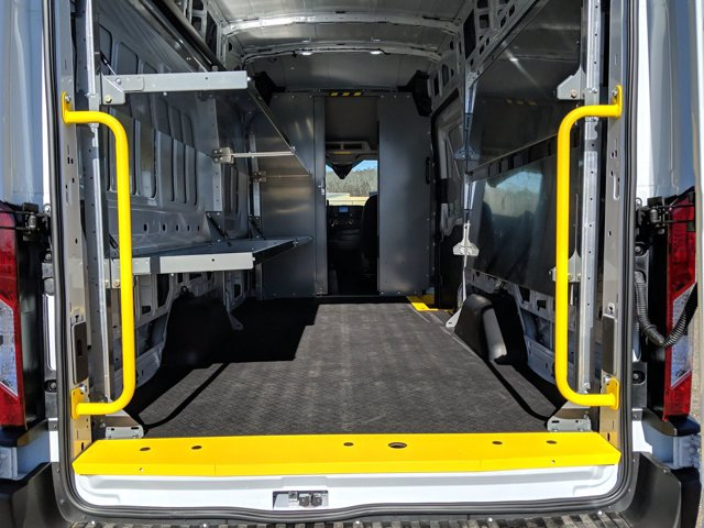 2020 Ford Transit 250 High Roof 4x2, Adrian Steel Upfitted Cargo Van #LKB50530 - photo 1