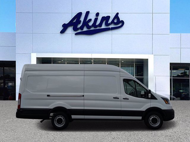 2020 Ford Transit 350 High Roof 4x2, Adrian Steel Upfitted Cargo Van #LKB53591 - photo 1