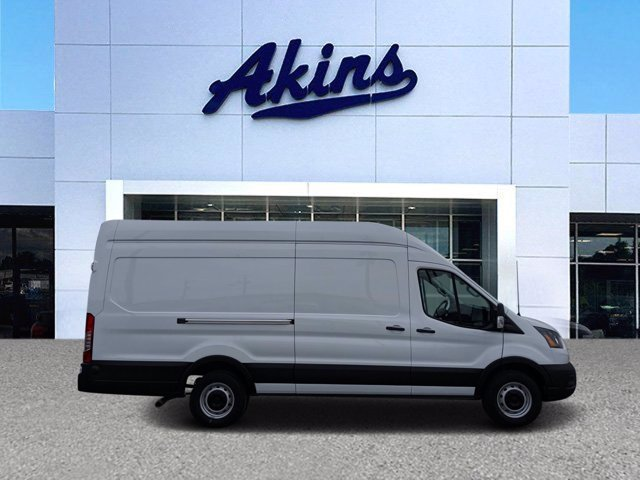 2020 Ford Transit 350 High Roof 4x2, Adrian Steel Upfitted Cargo Van #LKB61955 - photo 1
