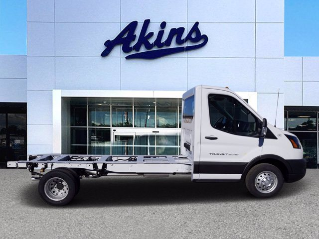 2020 Ford Transit 350 HD DRW 4x2, Cab Chassis #LKB65679 - photo 1