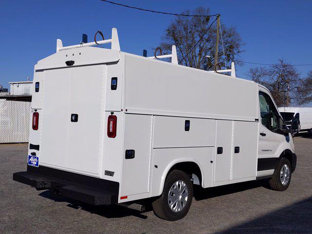 2020 Ford Transit 350 4x2, Knapheide Service Utility Van #LKB76153 - photo 1