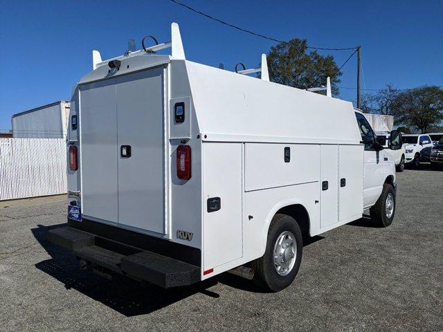2021 Ford E-350 4x2, Knapheide Service Utility Van #MDC25370 - photo 1