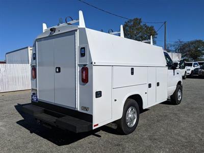2021 Ford E-350 4x2, Knapheide KUV Service Utility Van #MDC25370 - photo 2