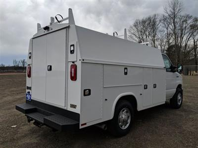 2021 Ford E-350 4x2, Knapheide KUV Service Utility Van #MDC31737 - photo 2