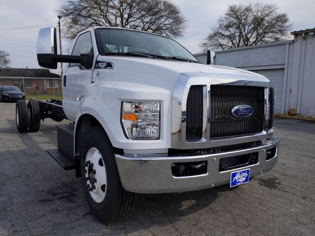 2021 Ford F-650 Regular Cab DRW 4x2, Cab Chassis #MDF00134 - photo 1