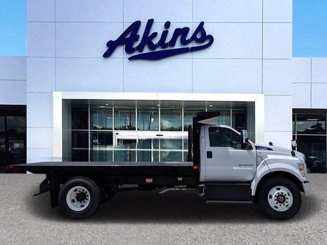 2021 Ford F-750 Regular Cab DRW 4x2, PJ's Platform Body #MDF00136 - photo 1
