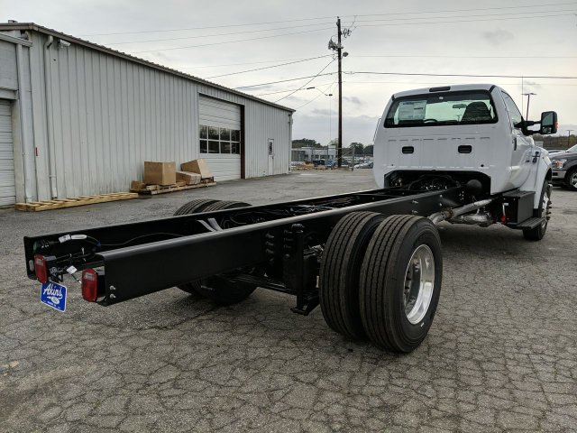 2021 Ford F-750 Regular Cab DRW 4x2, Cab Chassis #MDF01422 - photo 1