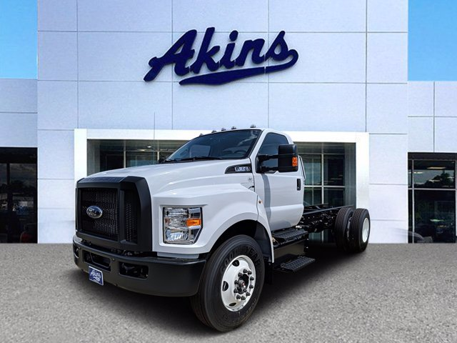 2021 Ford F-650 Regular Cab DRW 4x2, Cab Chassis #MDF03971 - photo 1