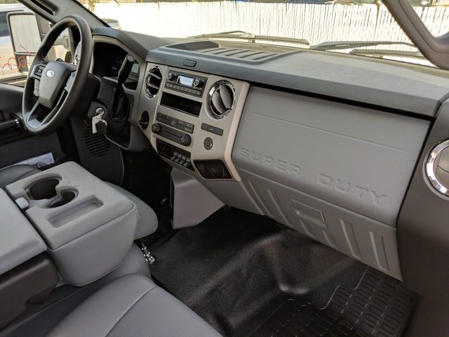 2021 Ford F-650 Regular Cab DRW 4x2, PJ's Platform Body #MDF03972 - photo 13