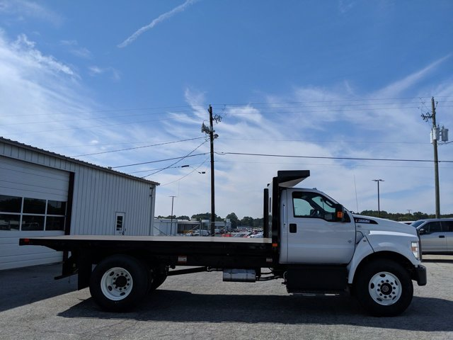 2021 Ford F-650 Regular Cab DRW 4x2, PJ's Platform Body #MDF03972 - photo 3