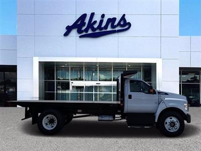 2021 Ford F-650 Regular Cab DRW 4x2, PJ's Platform Body #MDF03972 - photo 1