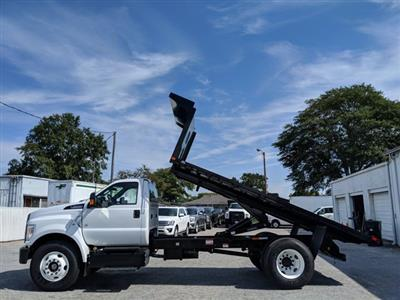 2021 Ford F-650 Regular Cab DRW 4x2, PJ's Platform Body #MDF03972 - photo 21