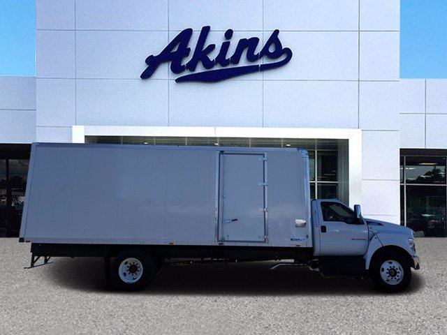 2021 Ford F-650 Regular Cab DRW 4x2, Complete Dry Freight #MDF07095 - photo 1