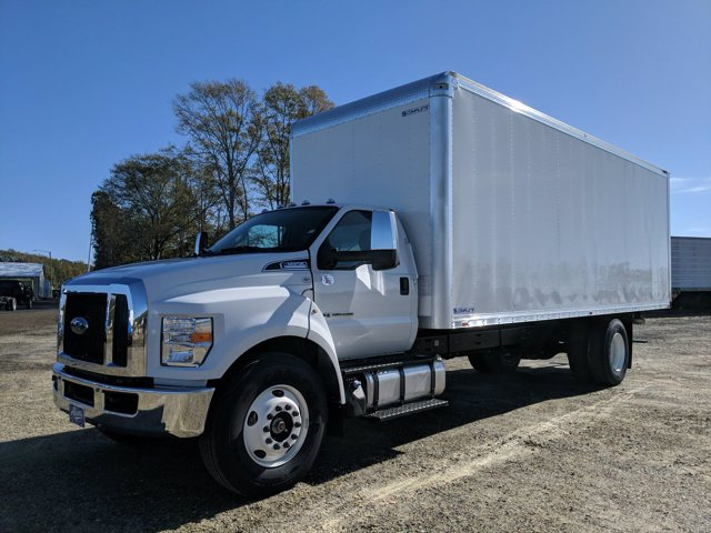 2021 Ford F-650 Regular Cab DRW 4x2, Complete Freight Max Dry Freight #MDF07095 - photo 6