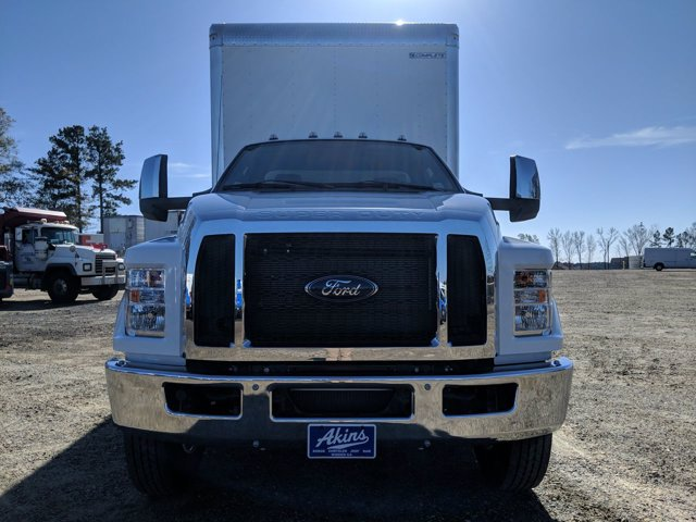2021 Ford F-650 Regular Cab DRW 4x2, Complete Freight Max Dry Freight #MDF07095 - photo 7