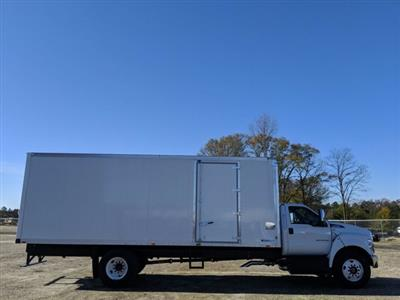 2021 Ford F-650 Regular Cab DRW 4x2, Complete Freight Max Dry Freight #MDF07095 - photo 3