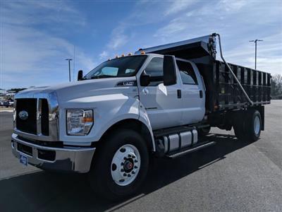 2021 Ford F-750 Crew Cab DRW 4x2, PJ's Landscape Dump #MDF07510 - photo 6