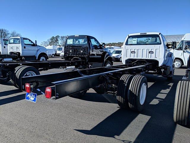 2021 Ford F-650 Regular Cab DRW 4x2, Cab Chassis #MDF07841 - photo 1