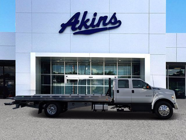 2021 Ford F-750 Crew Cab DRW 4x2, Rollback Body #MDF08033 - photo 1