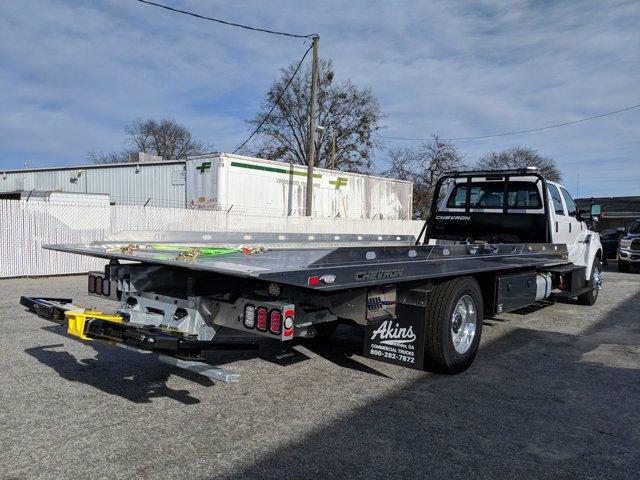 2021 Ford F-750 Crew Cab DRW 4x2, Rollback Body #MDF08033 - photo 2