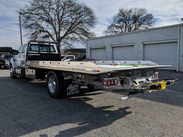 2021 Ford F-750 Crew Cab DRW 4x2, Rollback Body #MDF08033 - photo 5