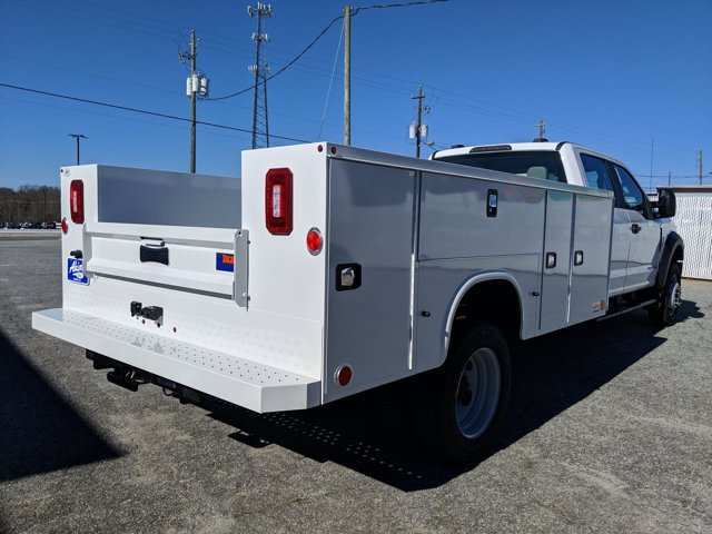 2021 Ford F-450 Crew Cab DRW 4x2, Knapheide Service Body #MEC14025 - photo 1