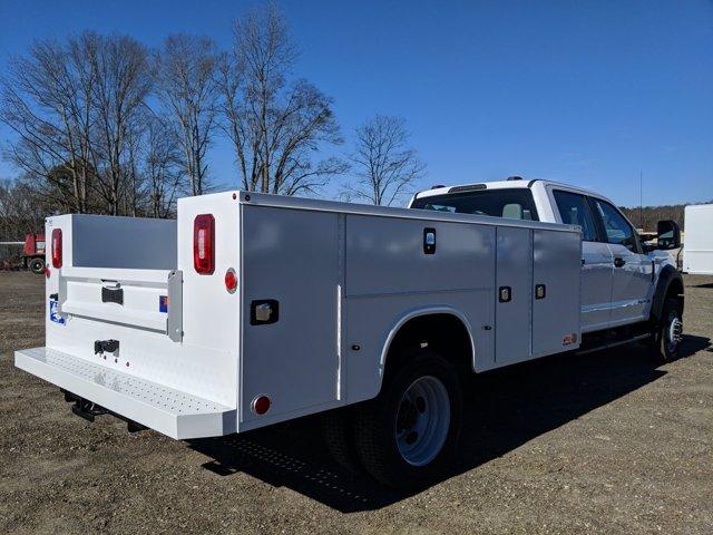 2021 Ford F-550 Crew Cab DRW 4x4, Service Body #MEC14048 - photo 1