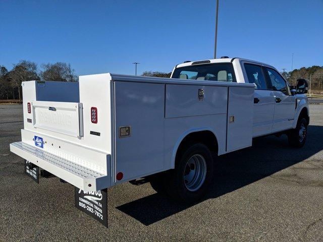 2021 Ford F-350 Crew Cab DRW 4x4, Reading Service Body #MEC42565 - photo 1