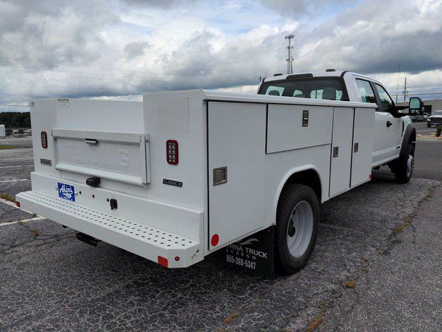 2021 Ford F-450 Crew Cab DRW 4x2, Reading Service Body #MEC42589 - photo 1