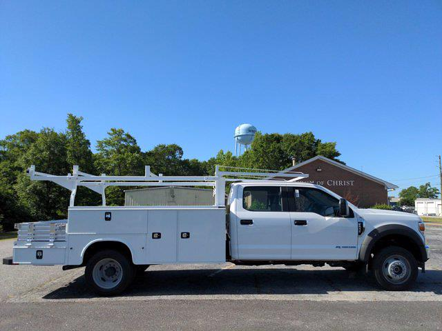2021 Ford F-550 Crew Cab DRW 4x4, Knapheide Combo Body #MEC42944 - photo 1