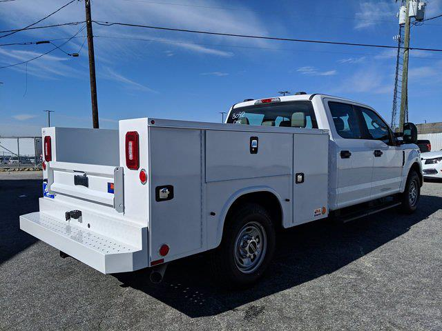 2021 Ford F-250 Crew Cab 4x2, Knapheide Service Body #MEC43092 - photo 1