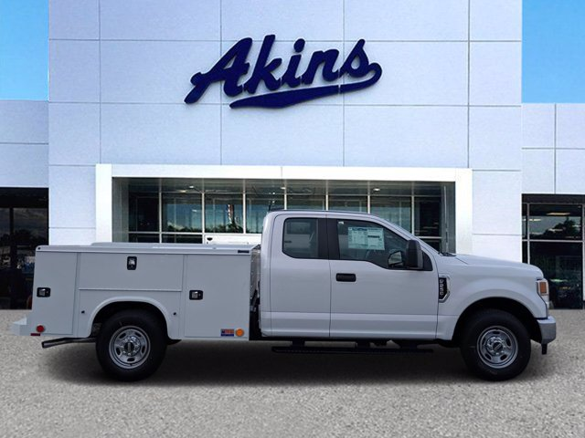 2021 Ford F-250 Super Cab 4x2, Knapheide Service Body #MEC43126 - photo 1