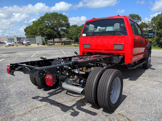 2021 Ford F-450 Super Cab DRW 4x2, Cab Chassis #MED81287 - photo 1