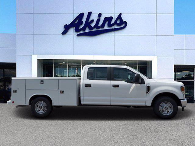 2021 Ford F-250 Crew Cab 4x2, Reading Service Body #MED98269 - photo 1