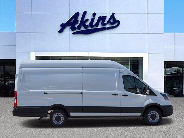 2021 Ford Transit 350 High Roof 4x2, Adrian Steel Upfitted Cargo Van #MKA20386 - photo 1