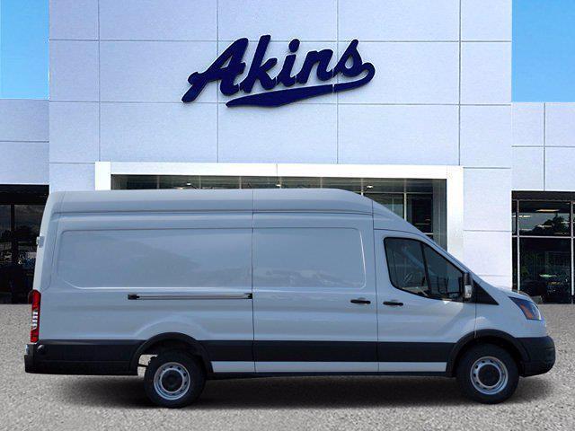 2021 Ford Transit 350 High Roof 4x2, Adrian Steel Upfitted Cargo Van #MKA40734 - photo 1