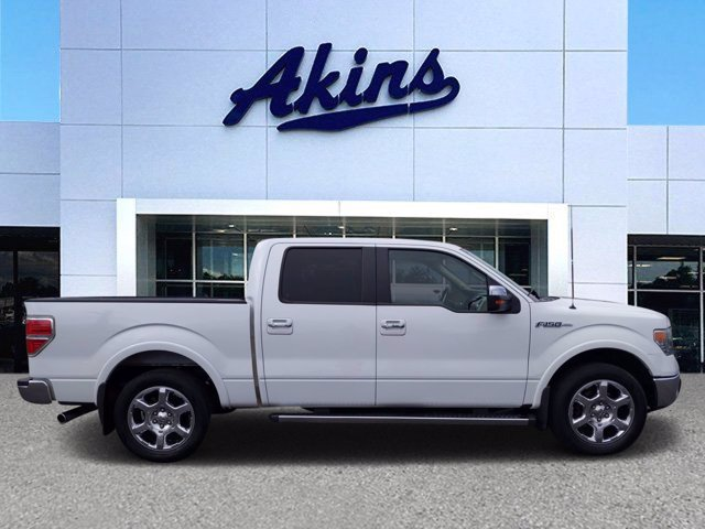 2014 Ford F-150 SuperCrew Cab 4x2, Pickup #TFA05383 - photo 1