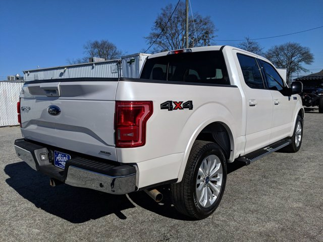 2015 Ford F-150 SuperCrew Cab 4x4, Pickup #TFB19100 - photo 1