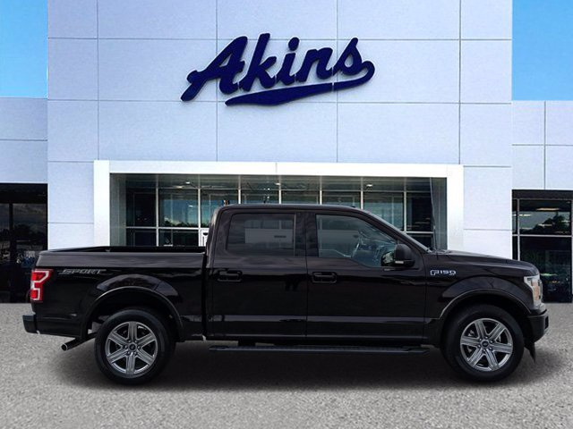 2018 Ford F-150 SuperCrew Cab 4x2, Pickup #TFC93194 - photo 1