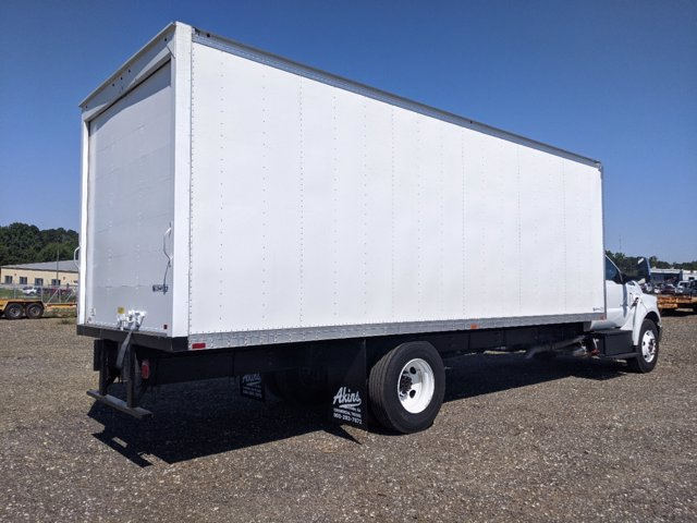 2019 Ford F-650 Regular Cab DRW 4x2, Complete Dry Freight #UDF06683 - photo 1