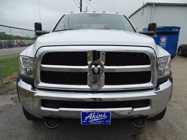 2017 Ram 4500 Crew Cab DRW, Commercial Truck & Van Equipment Service Body #HG541506 - photo 3