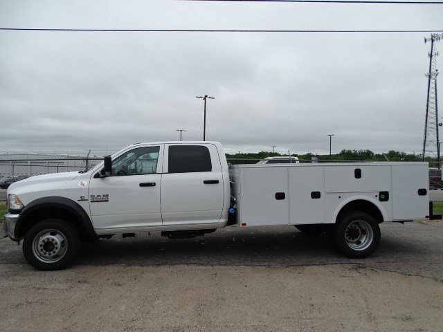 2017 Ram 4500 Crew Cab DRW, Commercial Truck & Van Equipment Service Body #HG541506 - photo 4