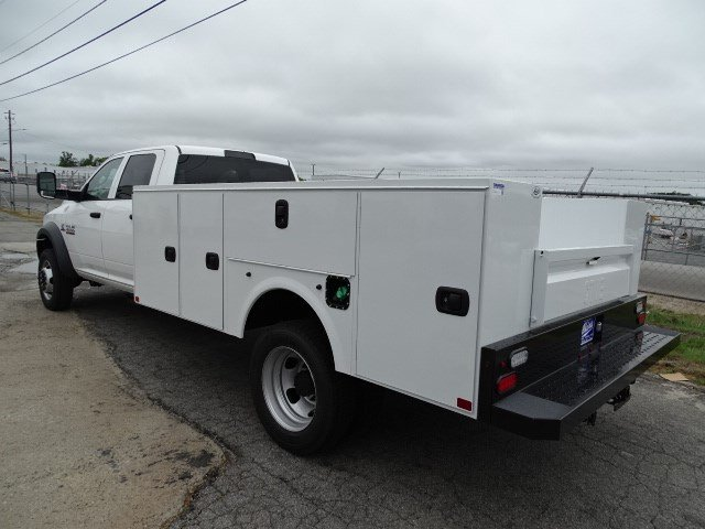 2017 Ram 4500 Crew Cab DRW, Commercial Truck & Van Equipment Service Body #HG541506 - photo 2