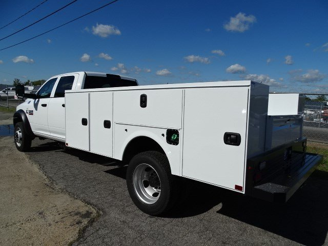 2017 Ram 4500 Crew Cab DRW, Commercial Truck & Van Equipment Service Body #HG541509 - photo 2
